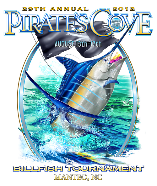 Pirates Cove Fishing Tournament