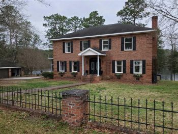 14 Acre Horse Heaven With a Waterfront View in Kershaw County!